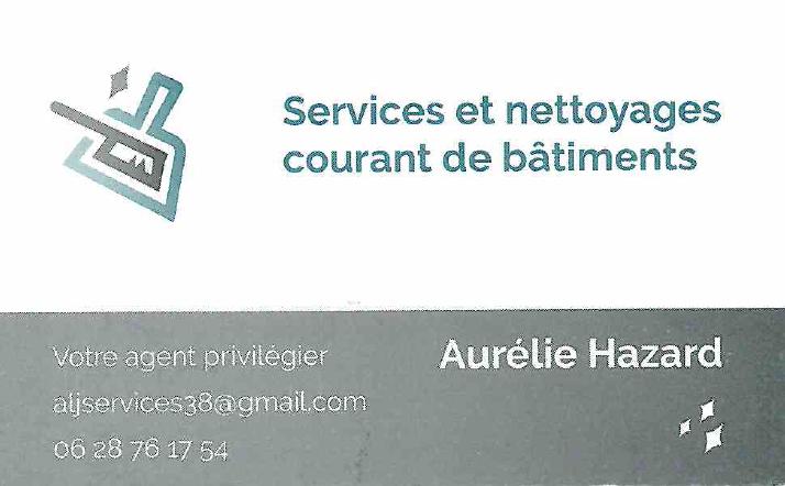 Aurelie hazard
