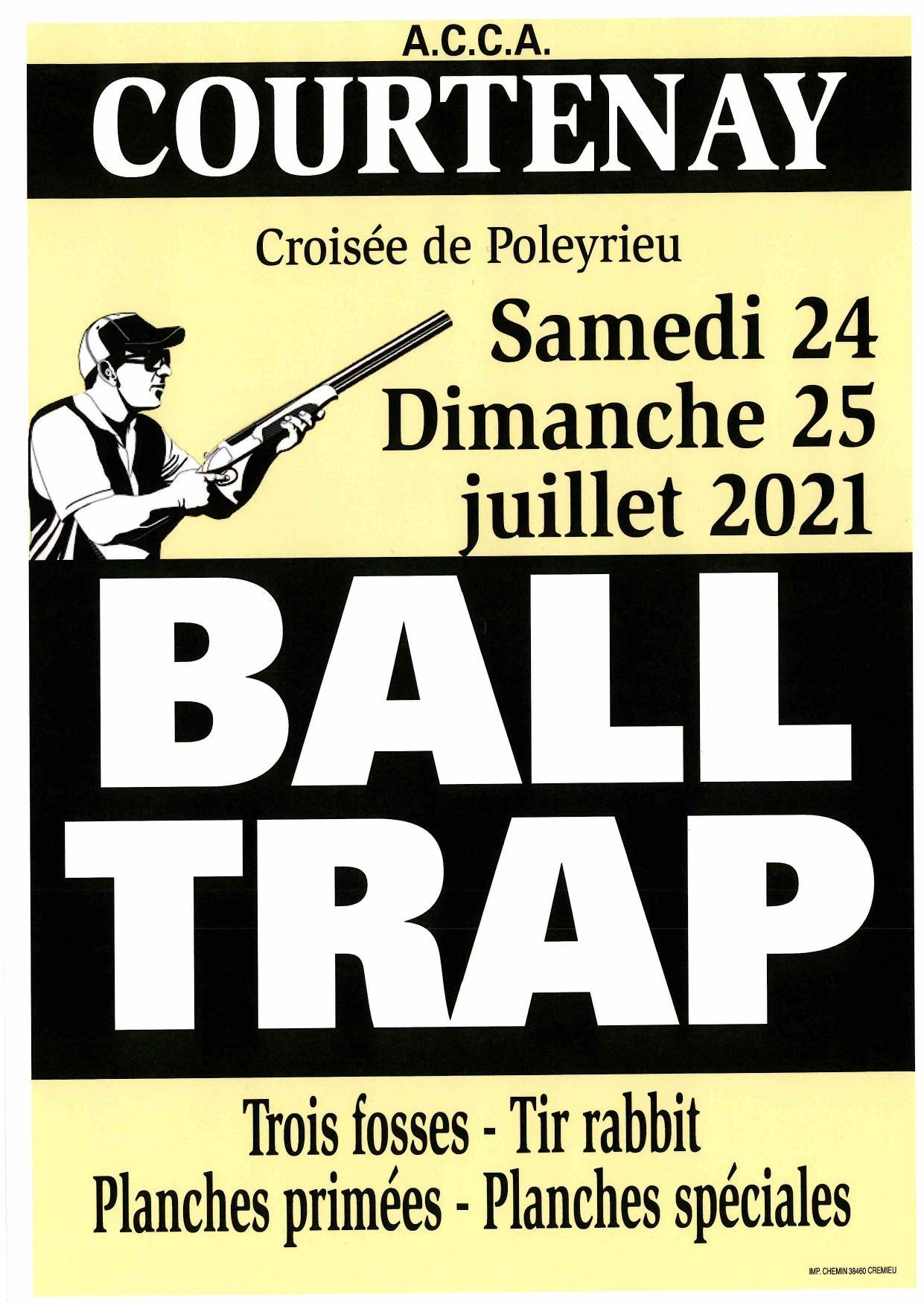Ball trap acca