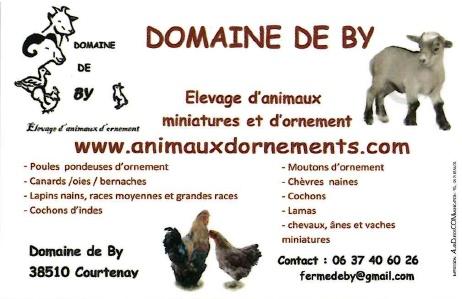 Domaine de by