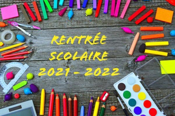 Rentree scolaire 2021 2022