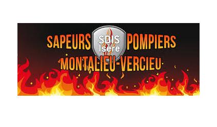 CALENDRIER DES SAPEURS POMPIERS DE MONTALIEU-VERCIEU