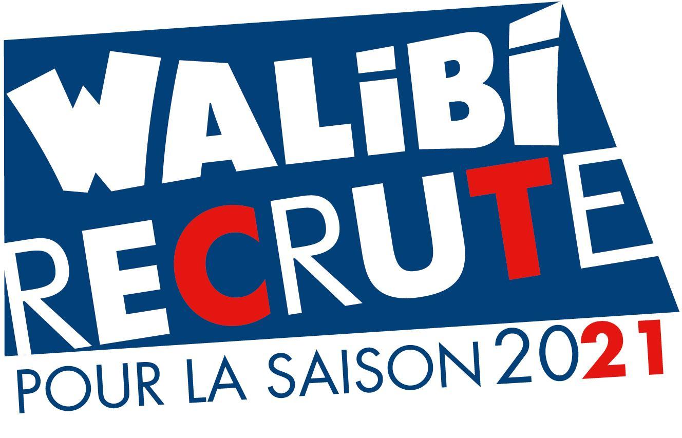 Walibi recrutement 2021
